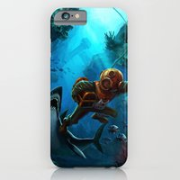 iPhone & iPod Case featuring Deep Loot by Bendragon