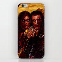 SWTOR - Sith Twins Selfi… iPhone & iPod Skin