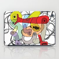 TINY CREATURES iPad Case