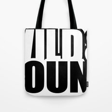 Wild & Young Tote Bag