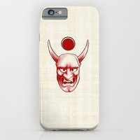 Oni Over The Sea iPhone 6 Slim Case