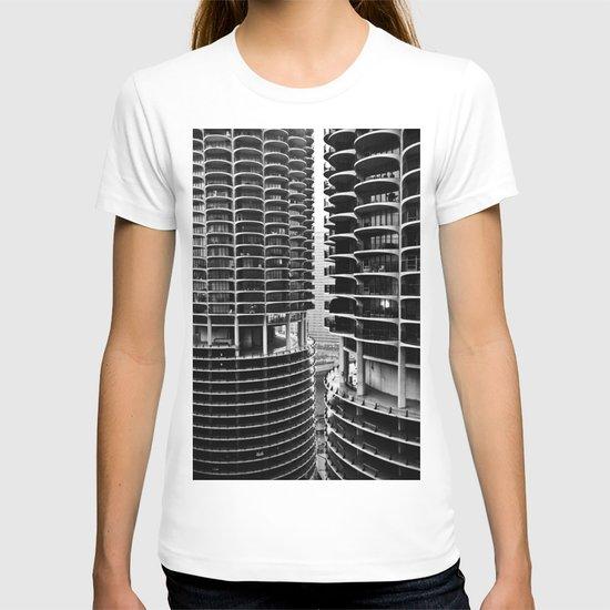 Bertrand's Buildings T-shirt