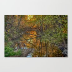Team Dream Sunset Chasing Team #1 Canvas Print