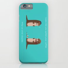 What an otter disaster iPhone 6 Slim Case