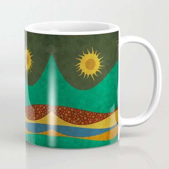 color under the sun (III) Mug