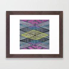 RIZE Framed Art Print