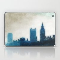 The Many Steepled London Sky Laptop & iPad Skin