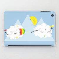 Cloud Fight iPad Case