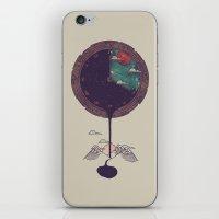 Night Falls iPhone & iPod Skin