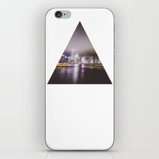 Night city 5 iPhone & iPod Skin