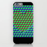 iPhone & iPod Case featuring E-MOTION: Moving hearts by Gianni Sarcone