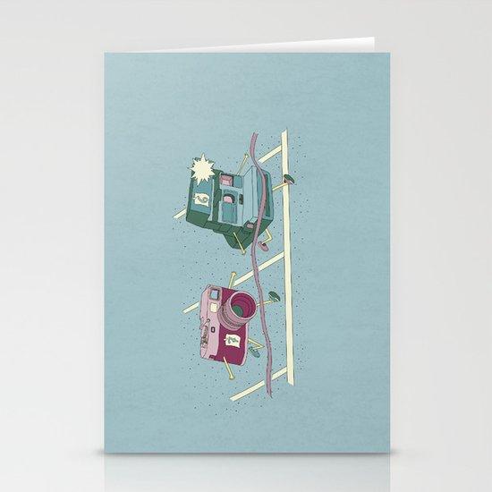 Photo Finish! Stationery Card