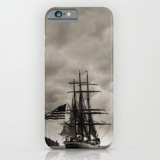 Parade of Sail iPhone & iPod Case
