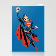 DC - Superman Stationery Cards