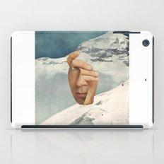 Muh Anne Inn Tha Mount Tan iPad Case