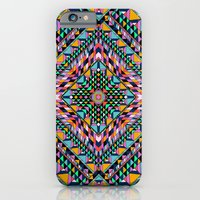 iPhone & iPod Case featuring Triangle Takeover by Aimee St Hill