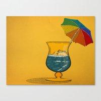 Summertime! Canvas Print