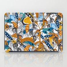 Multicolor Horse Feathers iPad Case