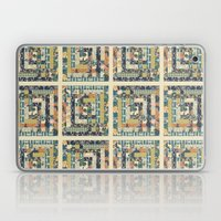 Art Deco Patchwork Laptop & iPad Skin