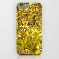 Marble Solar Gold Slim Case iPhone 6s