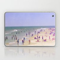 Life Is Better At The Be… Laptop & iPad Skin