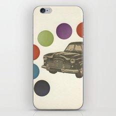 Driving Around in Circles iPhone & iPod Skin