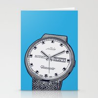 Mido Time! Stationery Cards