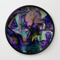 Vanity Wall Clock