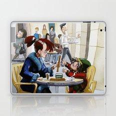 Café Laptop & iPad Skin