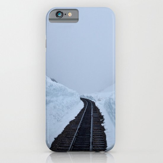 The winter pass iPhone & iPod Case