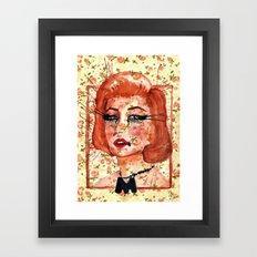 Marilyn Monre Framed Art Print
