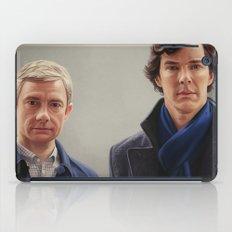 Team Baker Street iPad Case