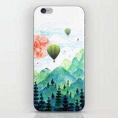 Roundscape iPhone & iPod Skin
