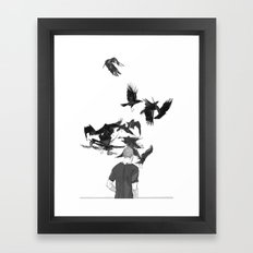 Dream Thief Framed Art Print