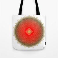 Fleuron Composition No. 140 Tote Bag