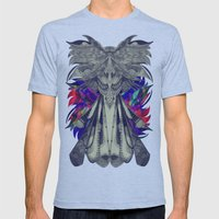 PHOENIX Mens Fitted Tee Athletic Blue SMALL