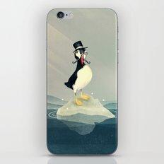 Lord Puffin iPhone & iPod Skin