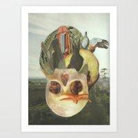 Shochet Art Print