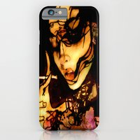 iPhone & iPod Case featuring Apology Gurl by Danni Zamudio