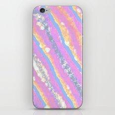 Blank light iPhone & iPod Skin