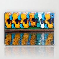 Paddle Boats Laptop & iPad Skin