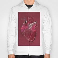 Digital Heart Hoody