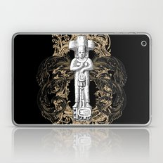 Estatua Maya Laptop & iPad Skin