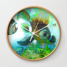 Nolkefei Wall Clock