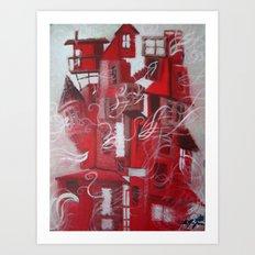Ethereality Art Print