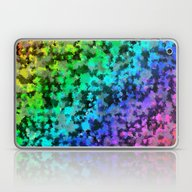 Laptop & iPad Skin featuring Starrider -- Abstract Cu… by Ramo