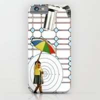 iPhone & iPod Case featuring Conforming Future, No Admittance by Michael Harford