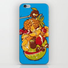 Little Warrior iPhone & iPod Skin