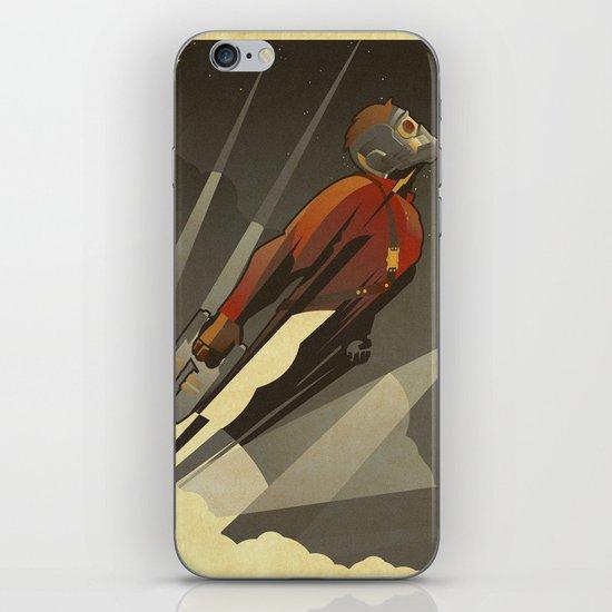 The Star-Lord iPhone & iPod Skin