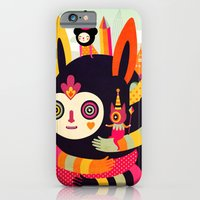 iPhone Cases featuring Kokowo by Muxxi